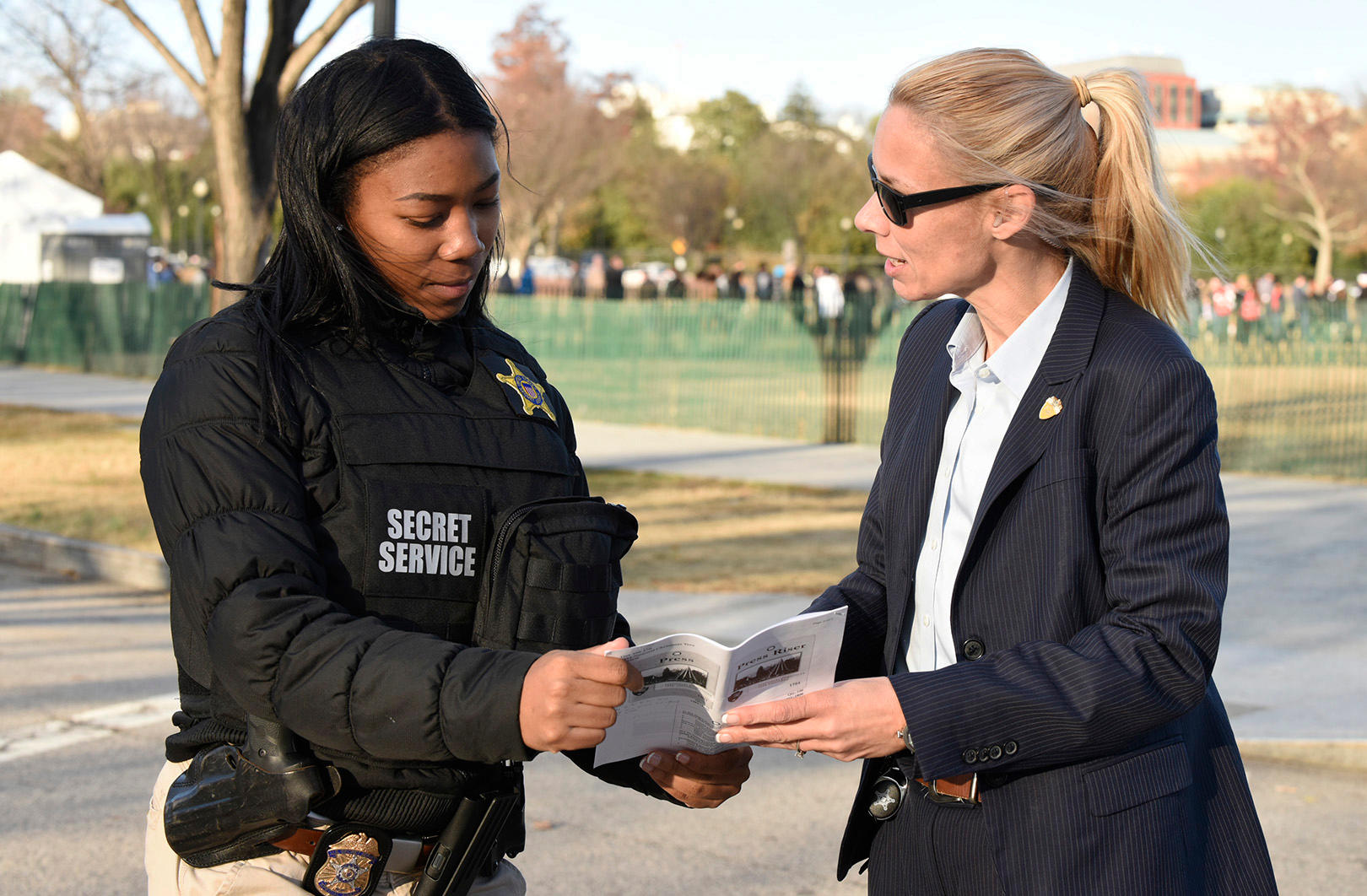 Secret Service Agent Career